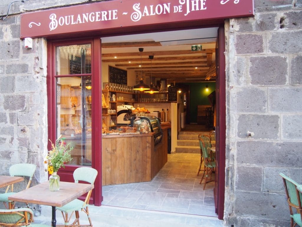 Boulangerie et Salon de thé bio